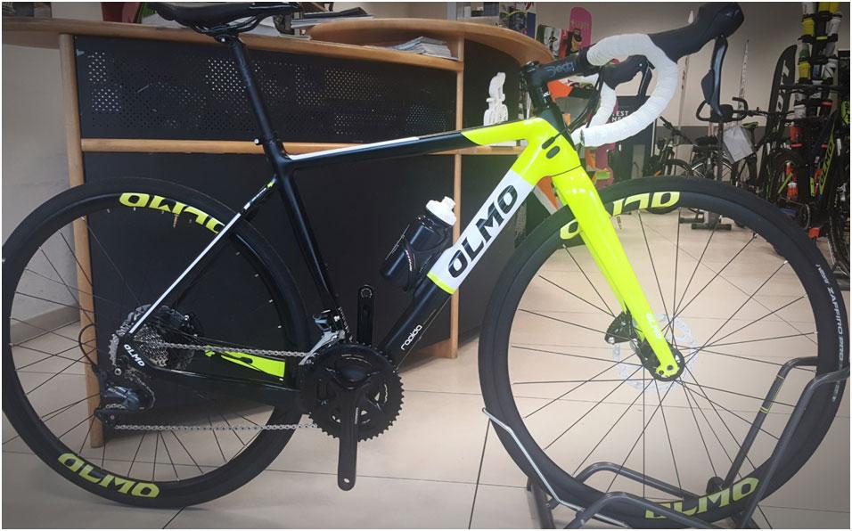 Nuova Olmo Rapida 2019 Bike Solution